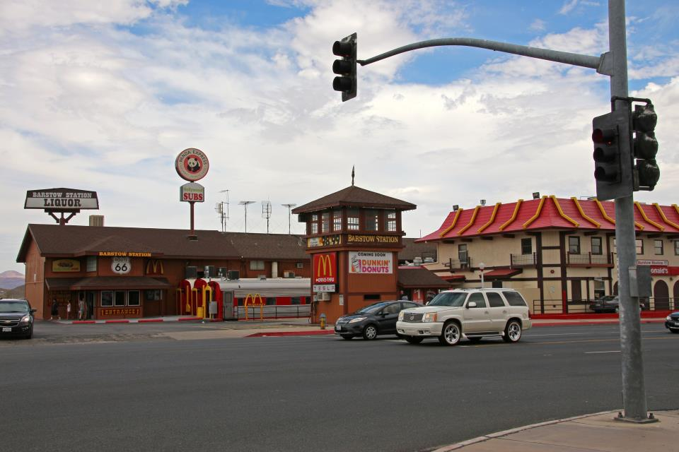 The Barstow Station