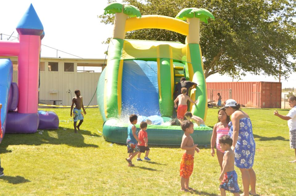 BYAC invites young ones to cool off at Pitcher Park