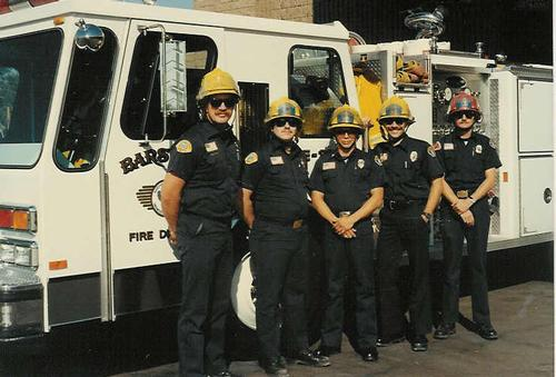 Barstow Fire Department archival photo