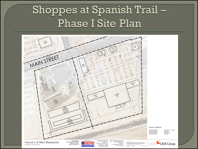 Shoppes at Spanish Trails Phase I