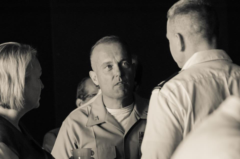 Col. Scalise and Col. Braga