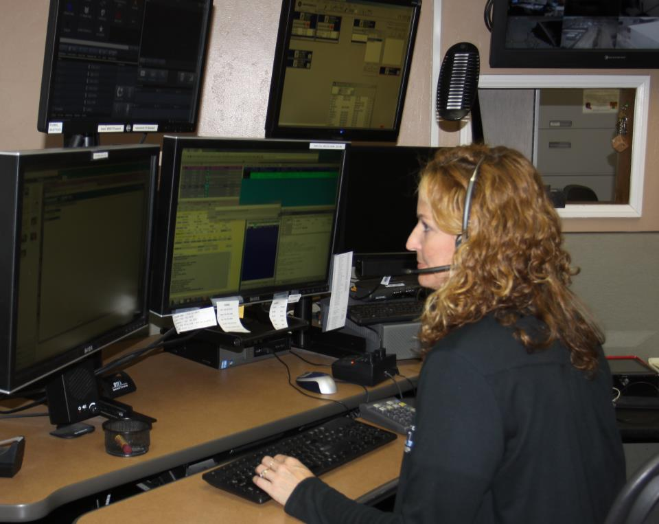 Barstow PD Dispatch