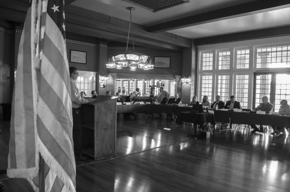 Desert Mountain Division League of Cities - Historic Harvey House 2/17/17