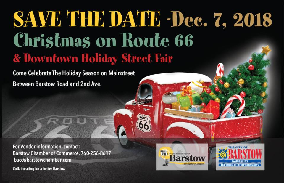 Christmas on Route 66 @ * See Flyer For EXACT Location *