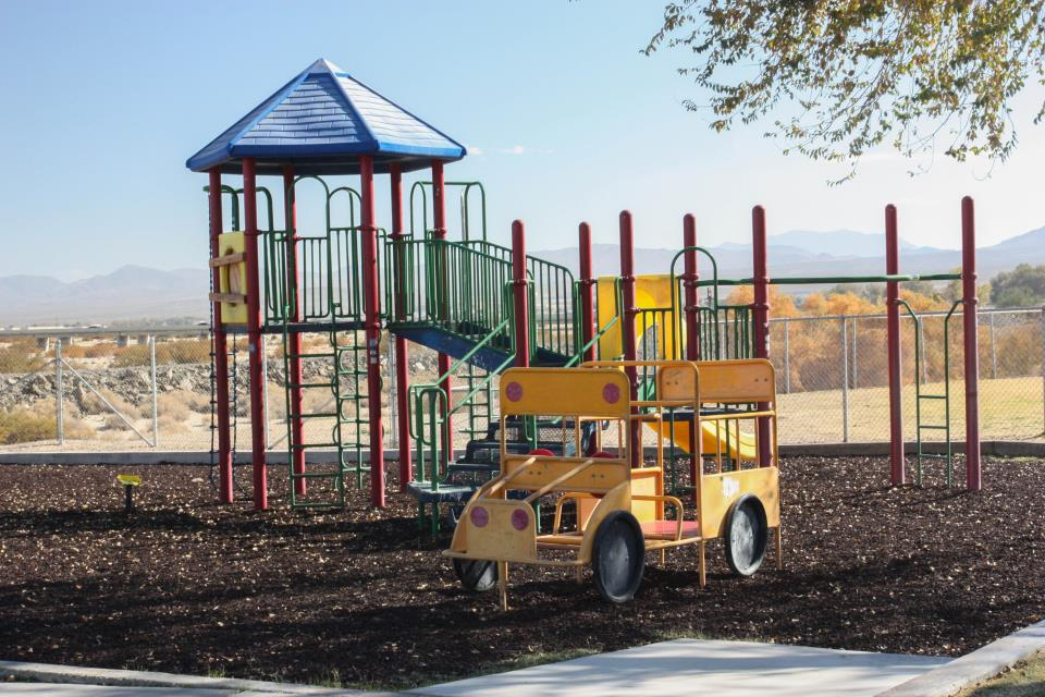 Playground and Jungle Gym